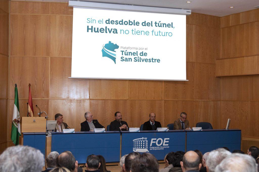 La Plataforma urge al desdoble del túnel de San Silvestre por su situación crítica para garantizar el consumo de todos los usuarios