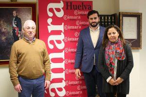 La Plataforma por el Túnel de San Silvestre acoge en su núcleo a la Cámara de Comercio de Huelva