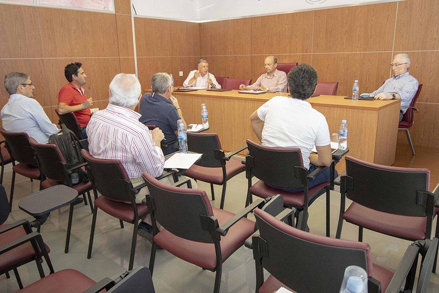 Las plataformas por el Túnel de San Silvestre y la de Regadíos del Condado solicitan consenso y que el desdoble deje de ser motivo de lucha entre partidos